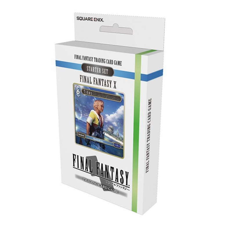 Final Fantasy Trading Card Game Set de démarrage FFX