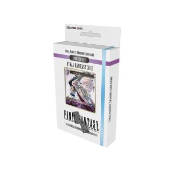 Final Fantasy Trading Card Game Set De Démarrage FFXIII