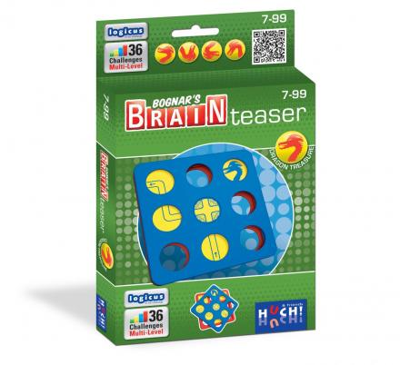 Bognar' s Brainteaser Dragon Treasure