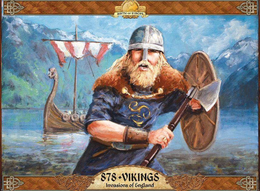 878 Vikings - Les invasions de l'Angleterre