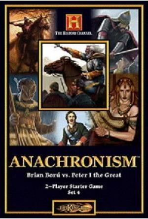 Anachronism - Brian Boru contre Pierre le Grand