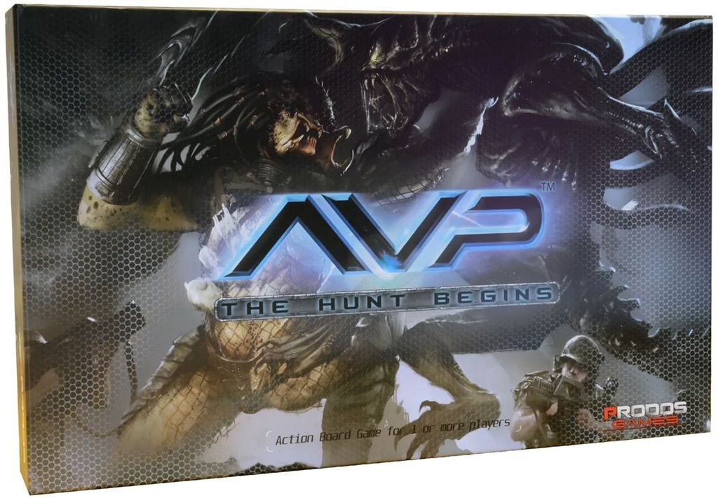 Alien vs Predator: The Hunt Begins