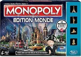monopoly : monde