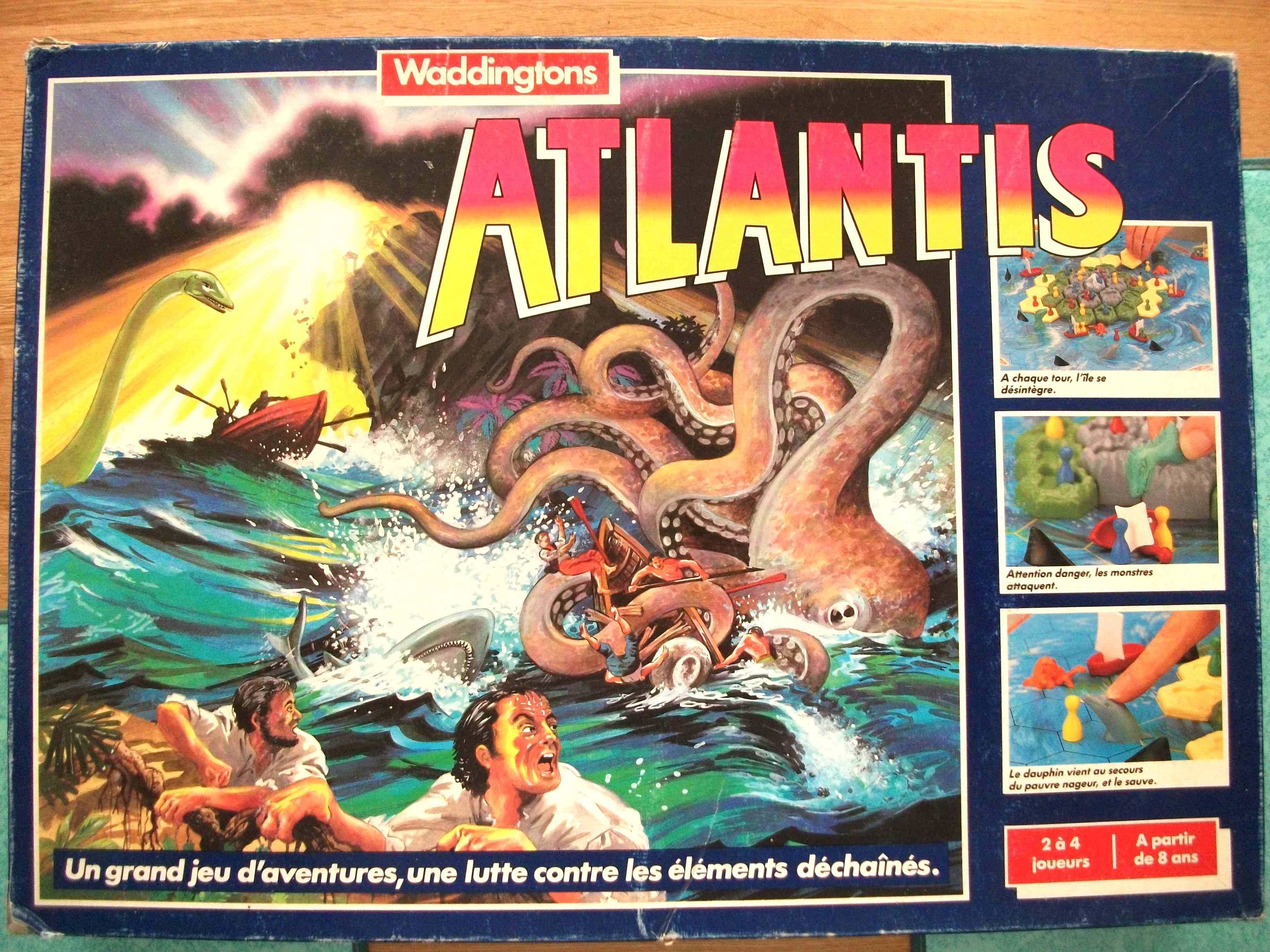 Atlantis Waddingtons 1986