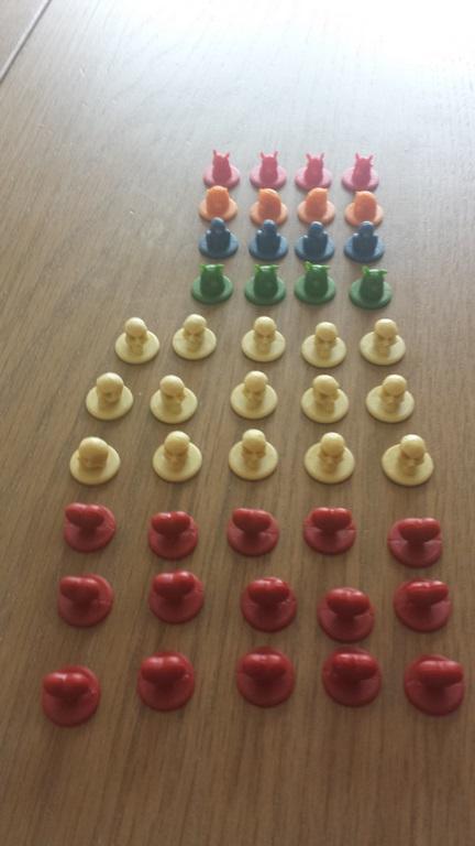 arcadia quest plastic tokens