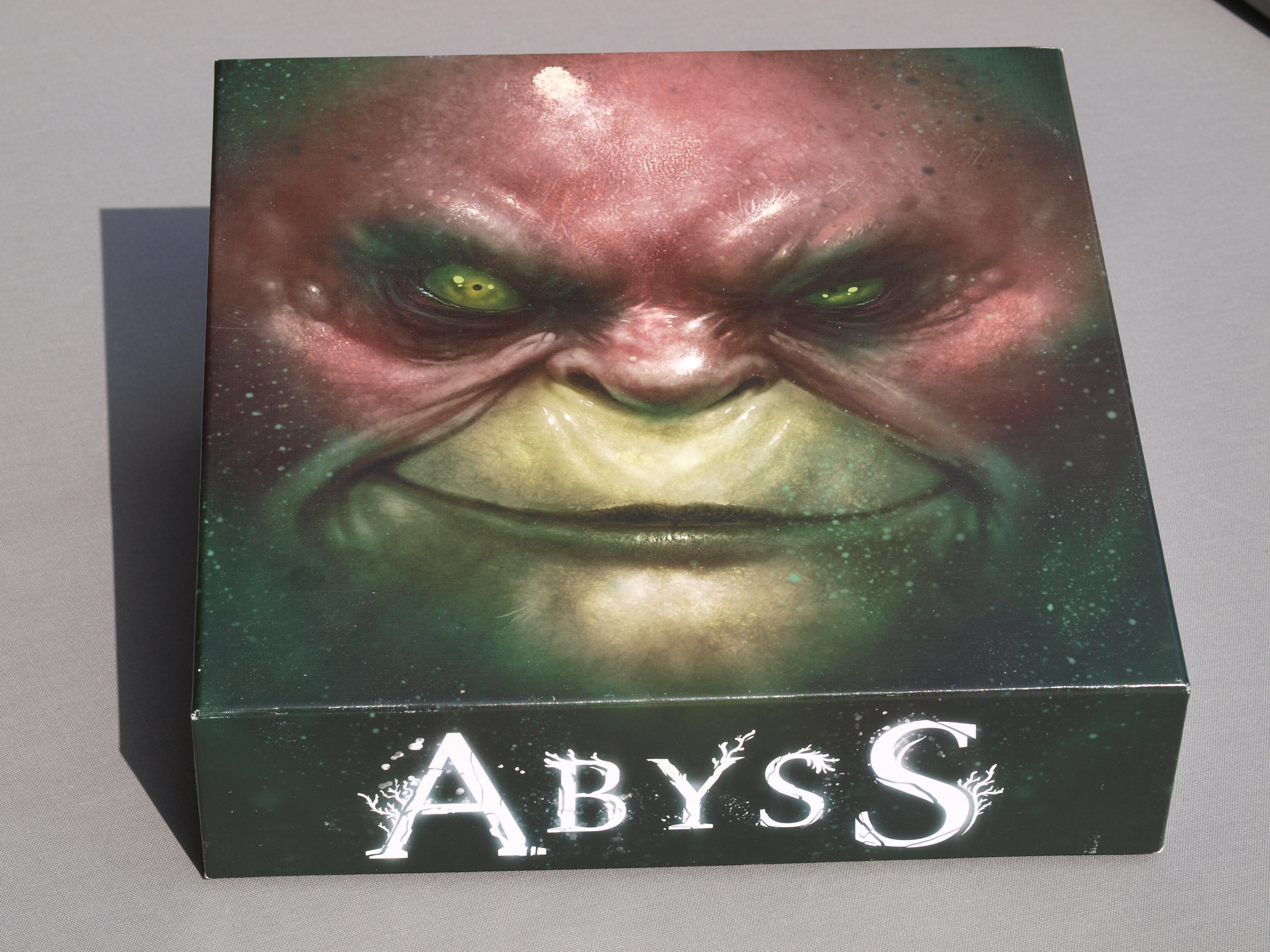 Abyss - Boîte rose