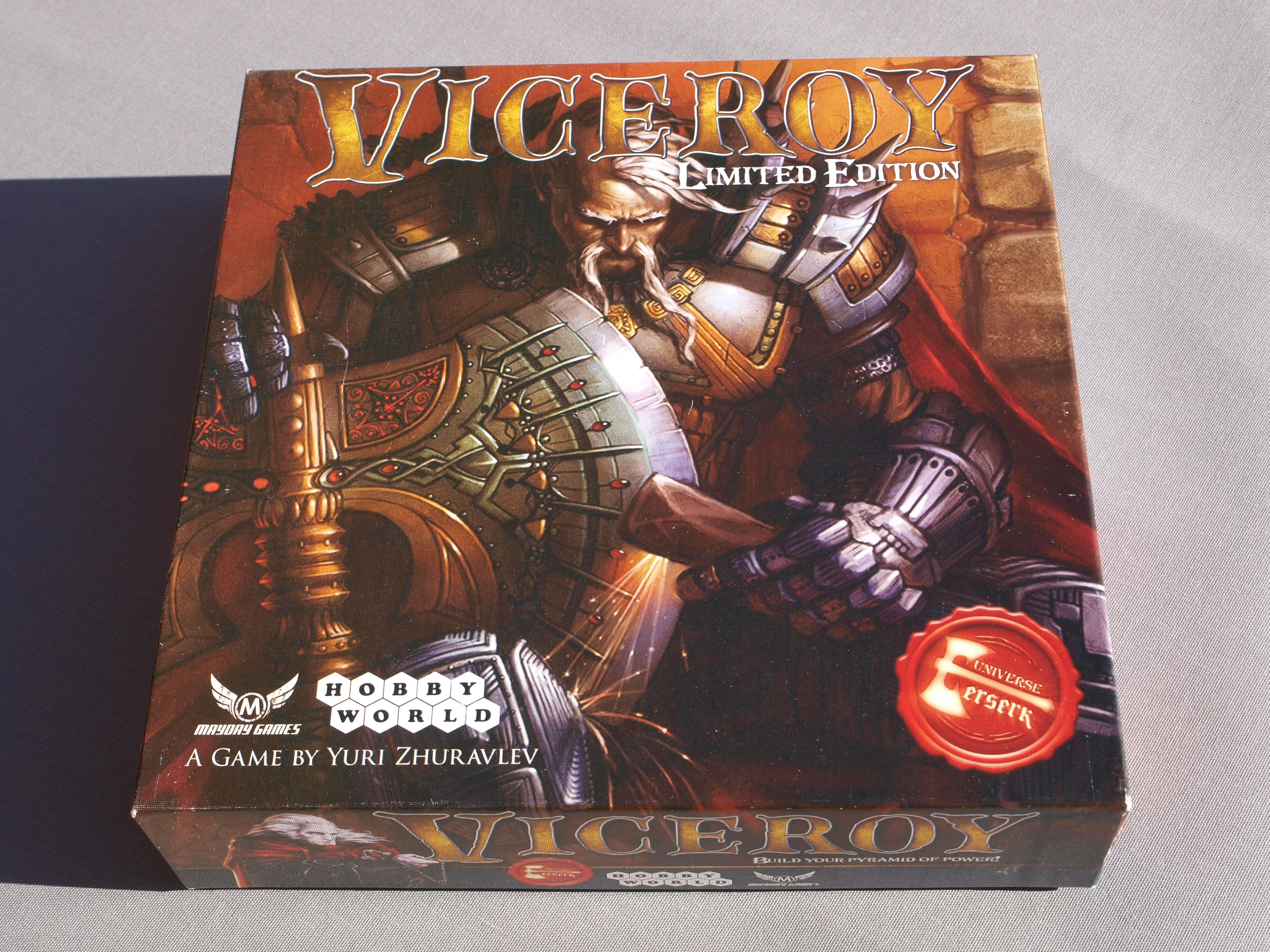 Viceroy - Limited Edition
