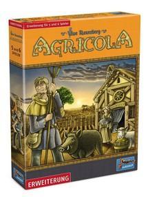 Agricola : Extension 5-6 joueurs (allemand)