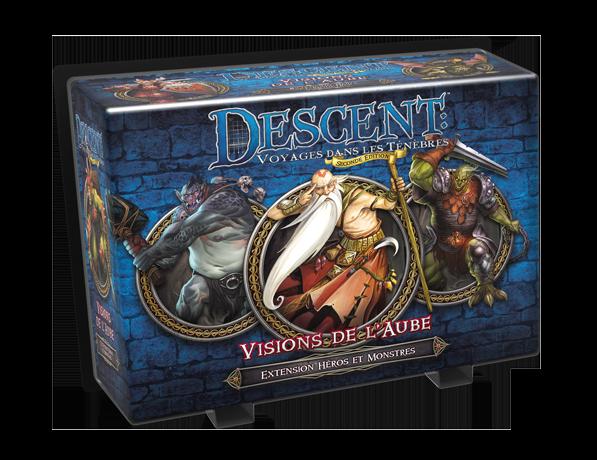 Descent - Héros & Monstres : Visions de l'Aube