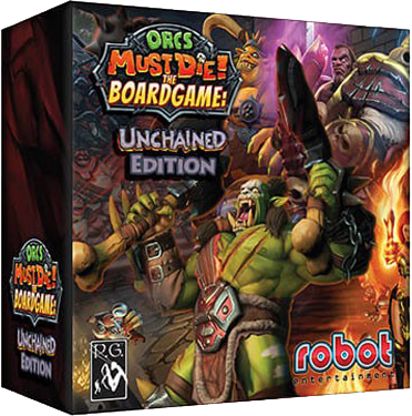 Orcs Must Die! The Board Game: Unchained Edition