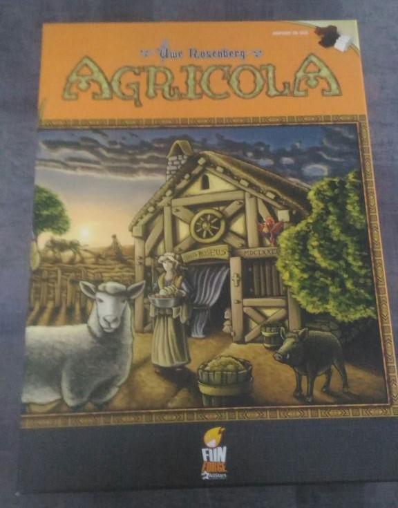 Agricola 10éme anniversaire
