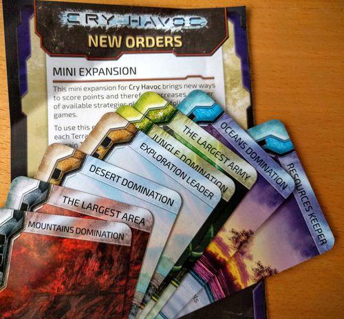 Cry Havoc: New Orders