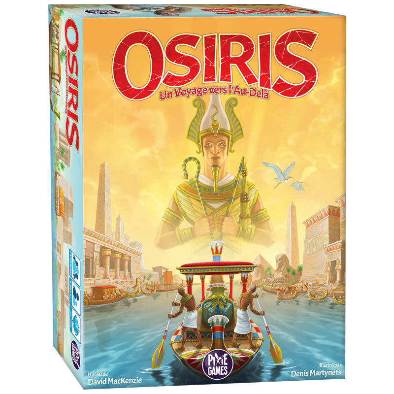 Osiris: Un voyage vers l'au-delà