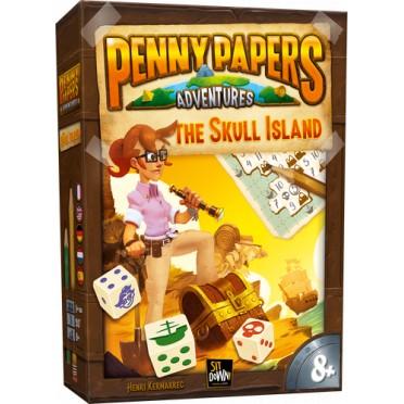 Penny Papers adventures : L'île du Crâne