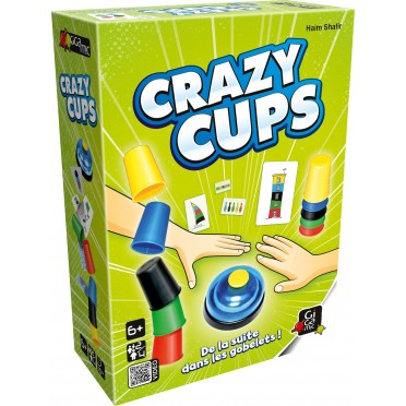 Crazy cups Gigamic