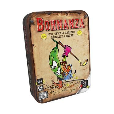 Bohnanza le bizness des haricots