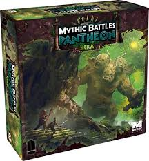 Mythic battles Pantheon - Hera