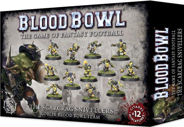 Blood Bowl 2016 Scarcrag Snivellers