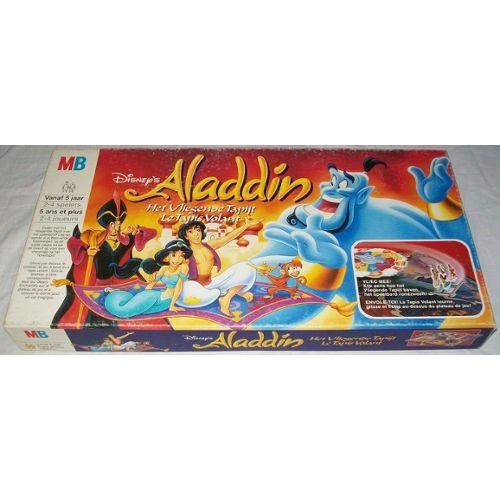 Aladdin Le Tapis Volant