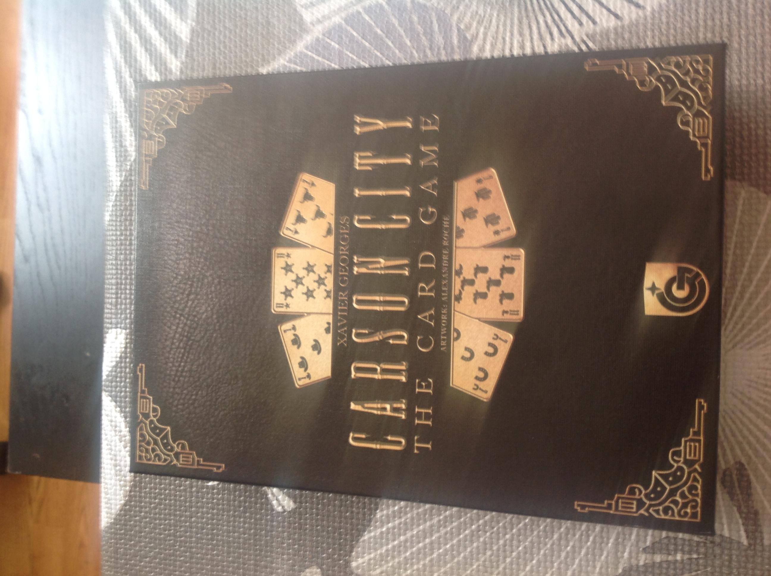 carson city the card games