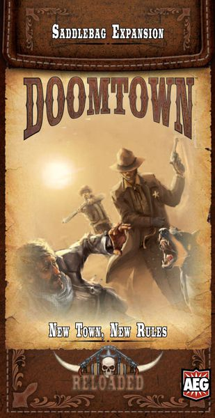 DOOMTOWN : NEW TOWN, NEW RULES