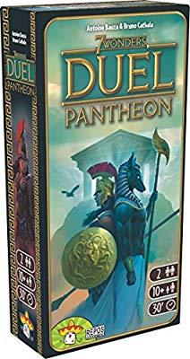 7 wonders Duel Panthéon