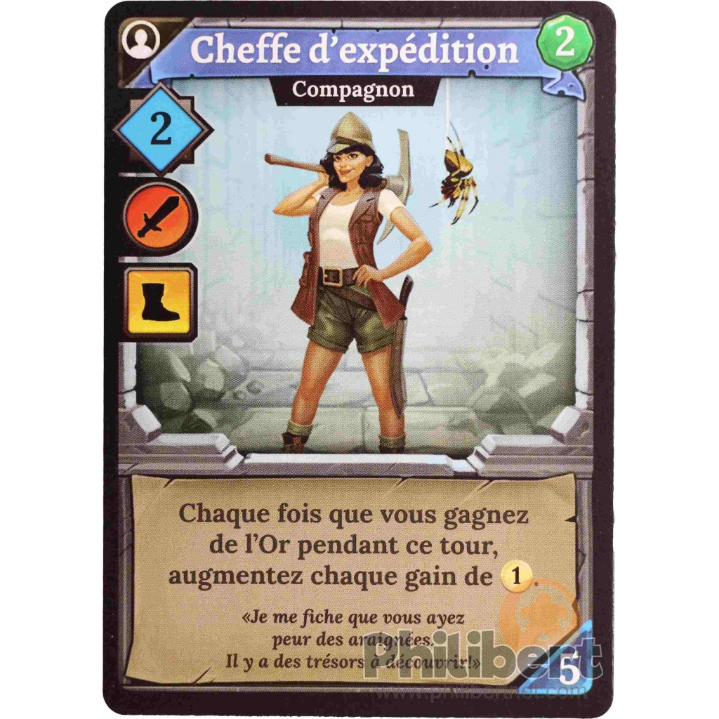 Clank ! - Expedition Leader