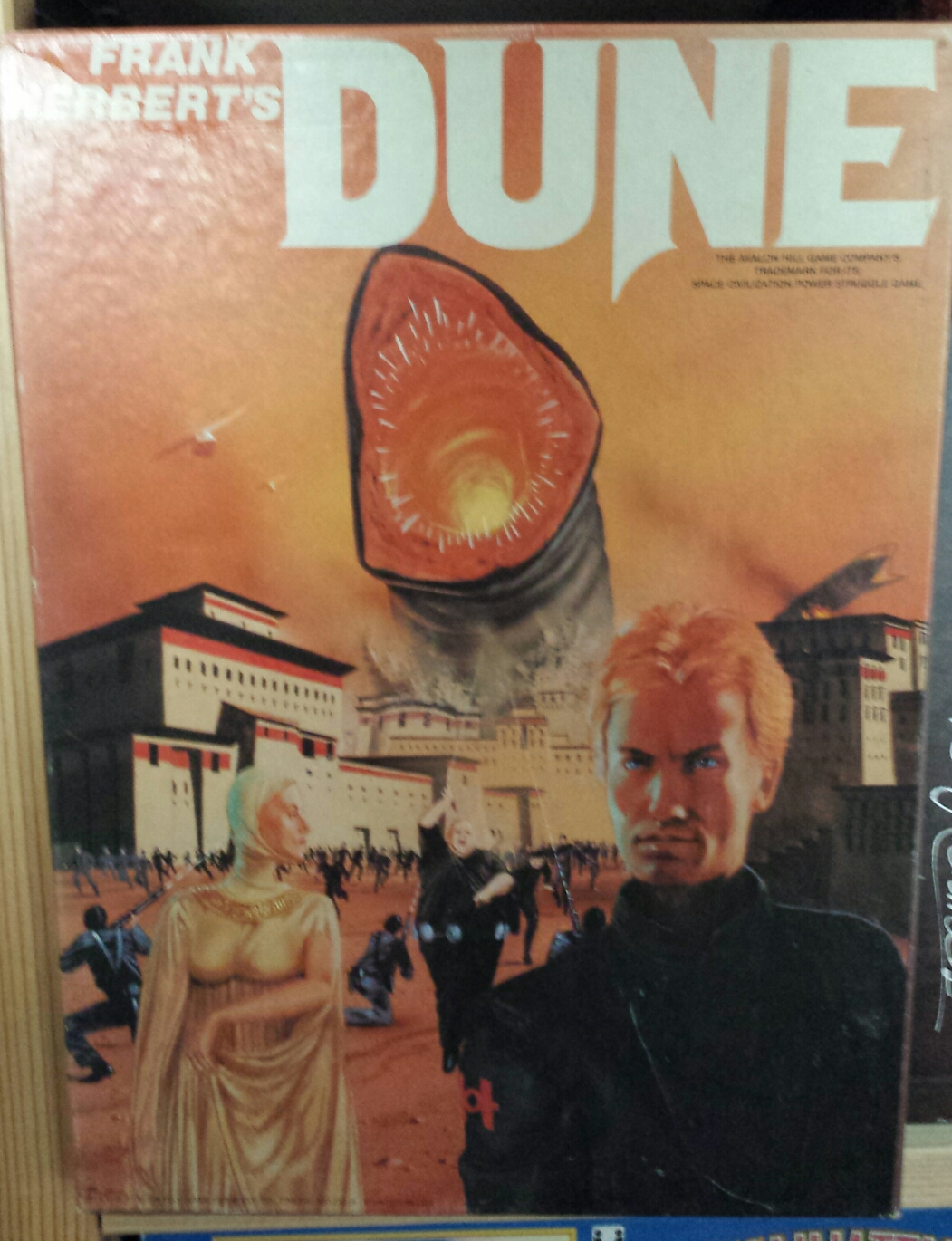 Dune (Sting cover - collectors)