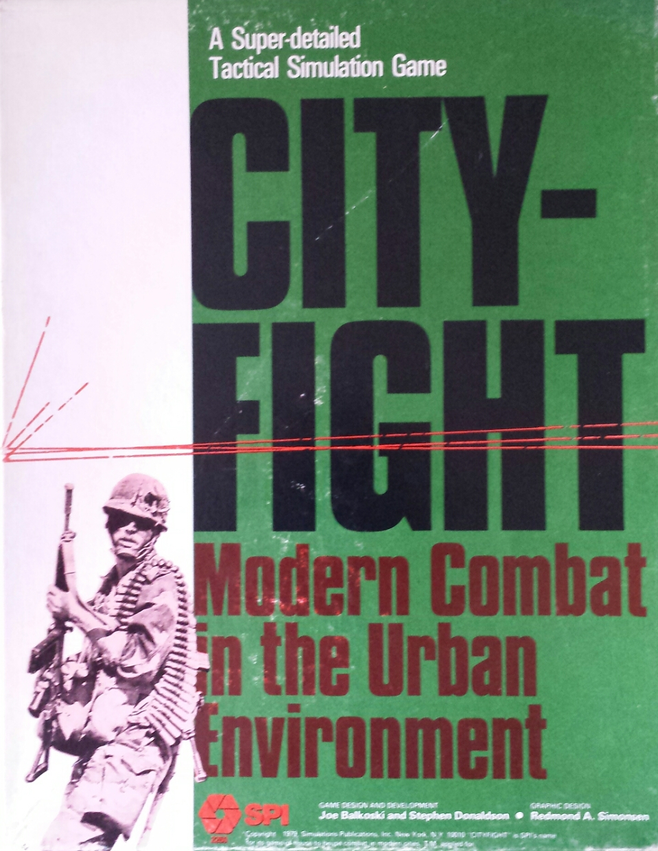 City fight : modern combat in the urban environment