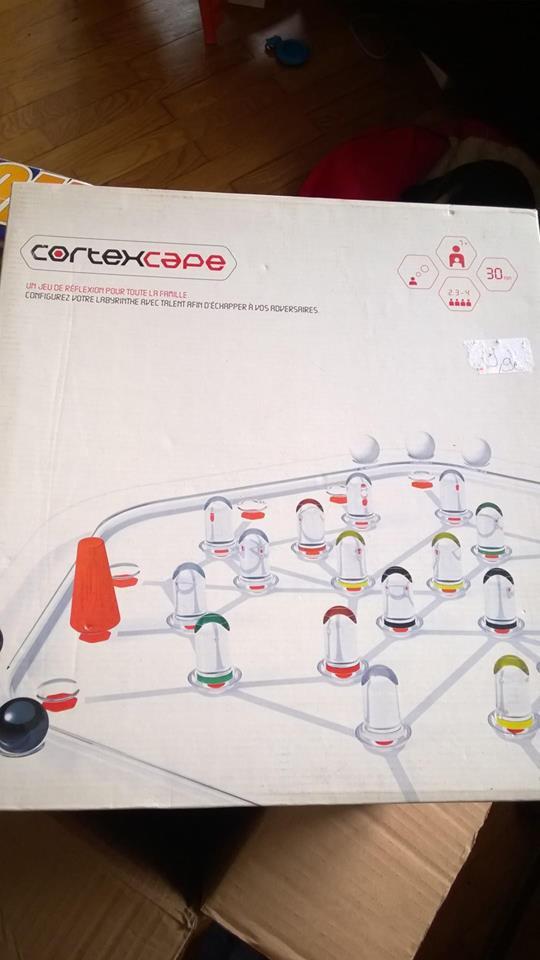 Cortex cape