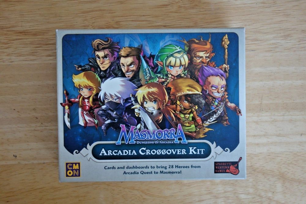 Arcadia Quest Crossover kit