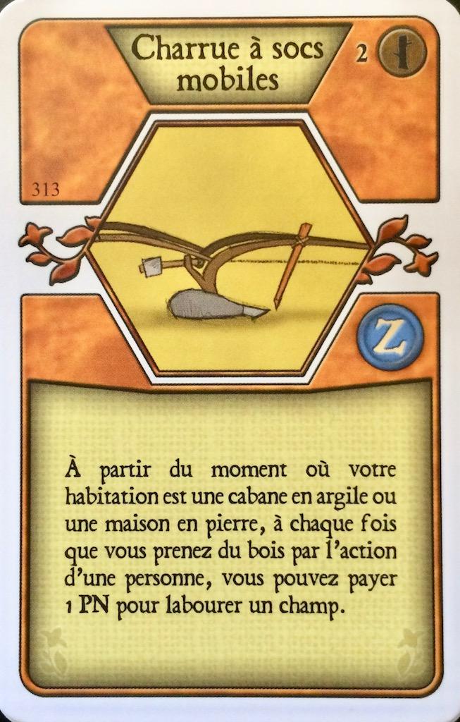 Agricola : Deck Z