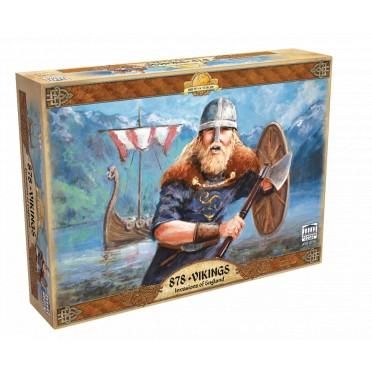 878, Vikings - Invasions of England