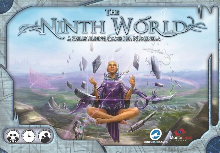 The Ninth World: A Skillbuilding Game for Numenera