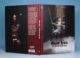 Blood Rage - Adrian Smith the art of Blood Rage