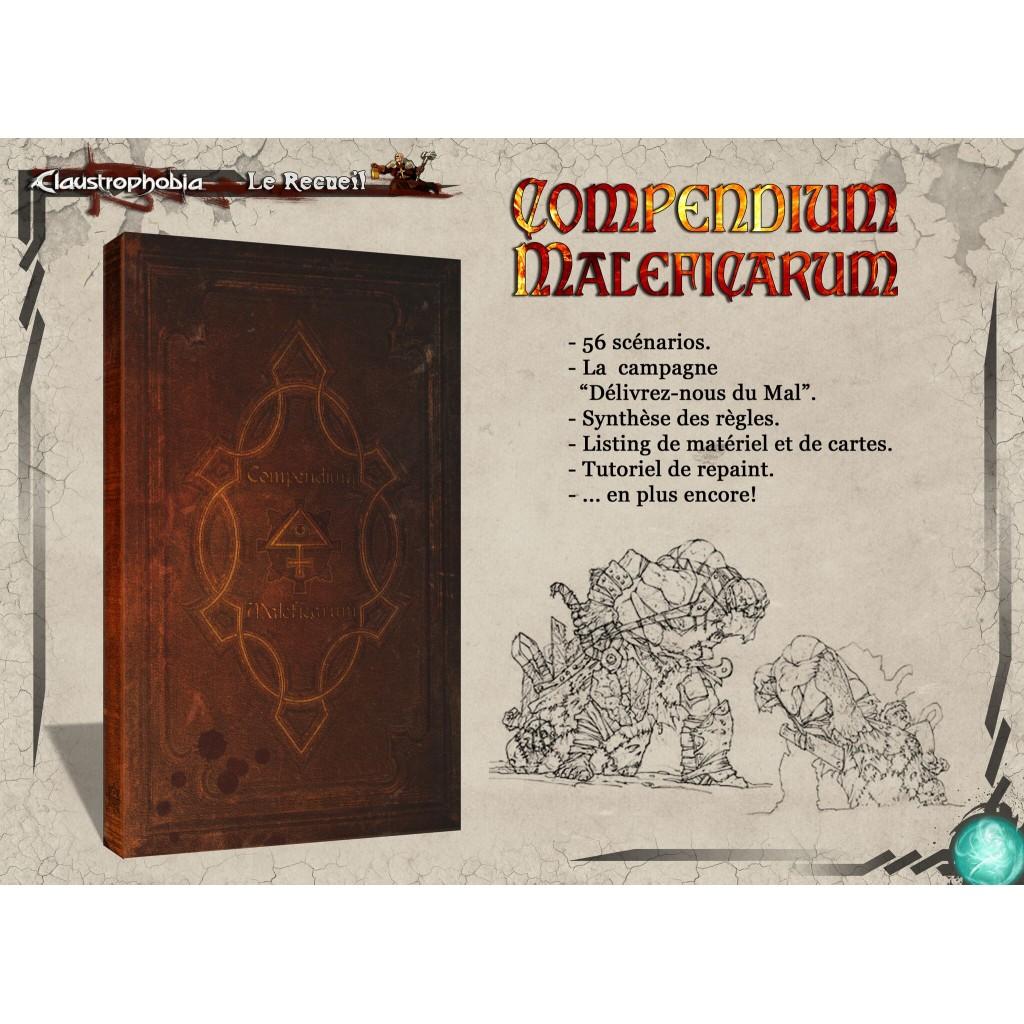 Claustrophobia - Compendium Maleficarum