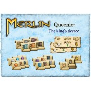 Merlin Queenie 2 : Les décrets du Roi