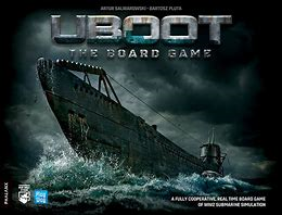 Uboot - the board game