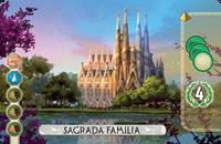 7 Wonders Duel : Merveille Sagrada Familia
