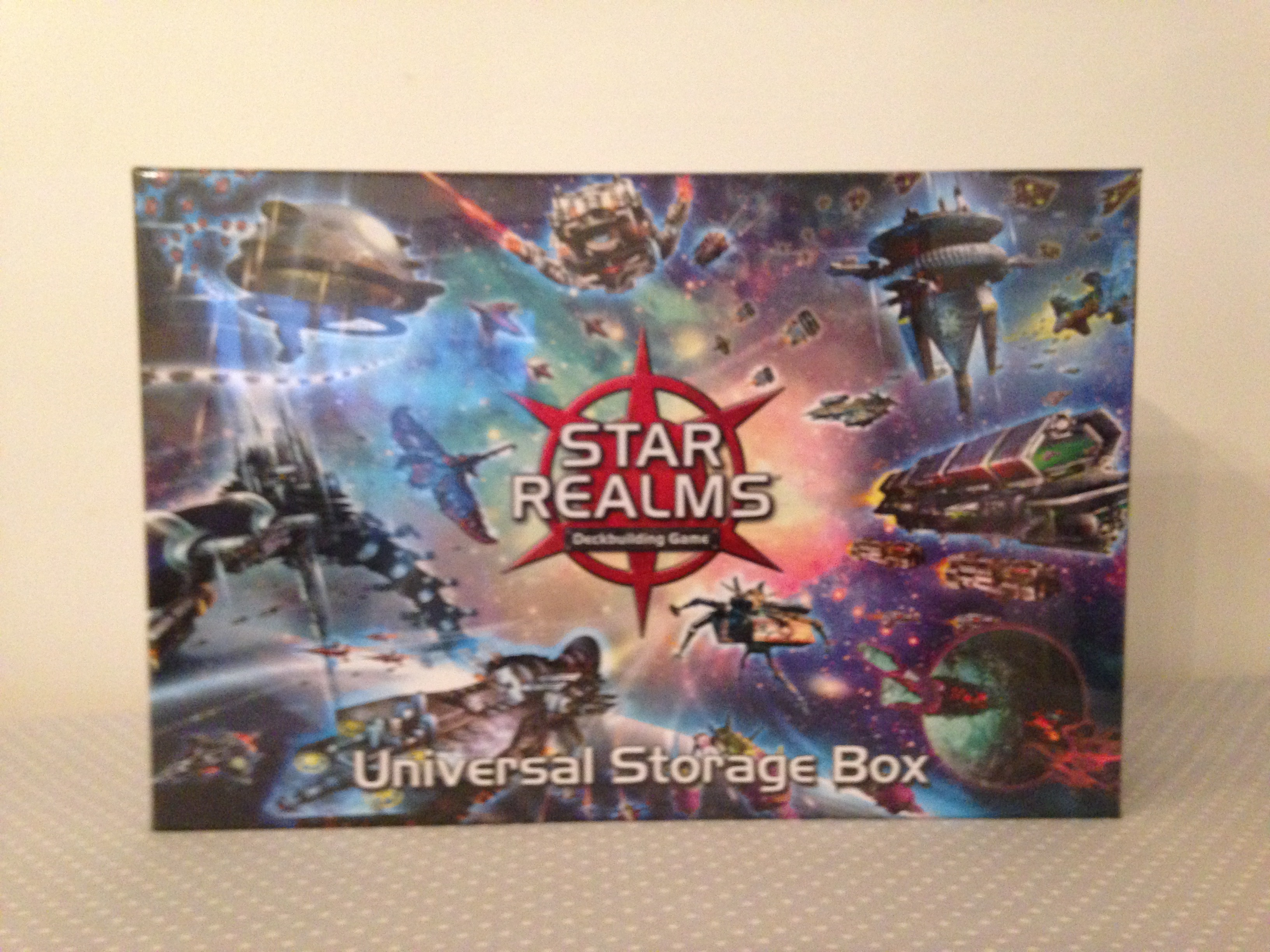 Star Realms - Universal Storage Box kickstarter 2018