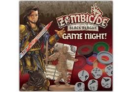 Zombicide Black Plague - Game Night #1 Bruce