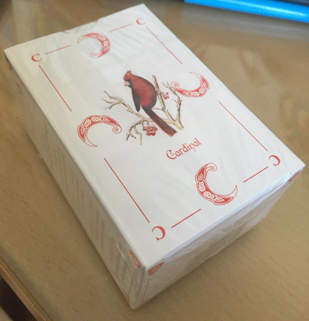"Cardinal ""Oiseau"""
