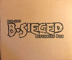 B-Sieged: Sons of the Abyss - Defender box