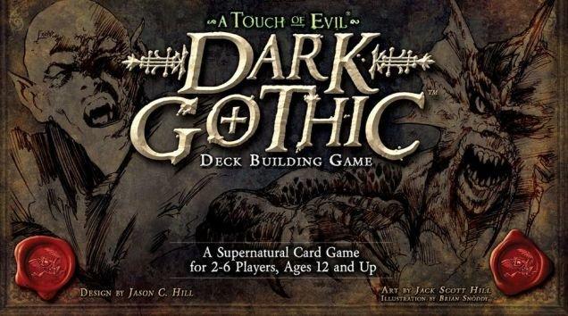 dark gothic deckbuilding game
