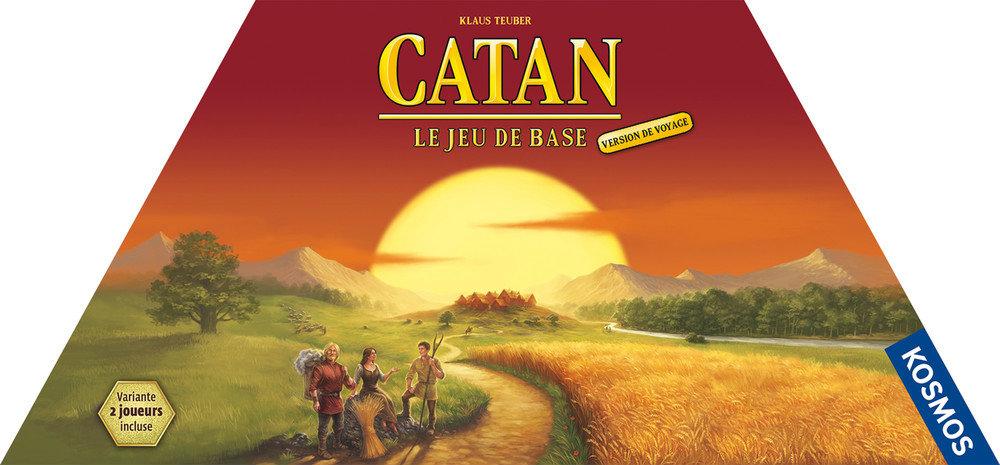 Catane / Les Colons De Catane - Boite Voyage