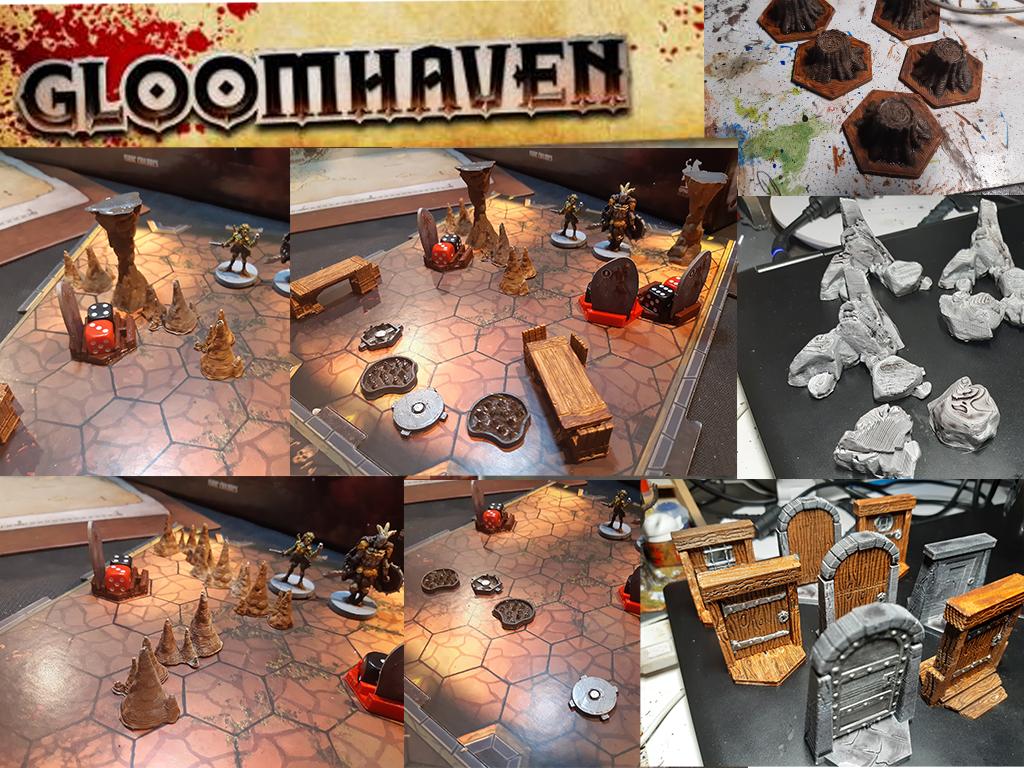 Gloomhaven - Accessoires