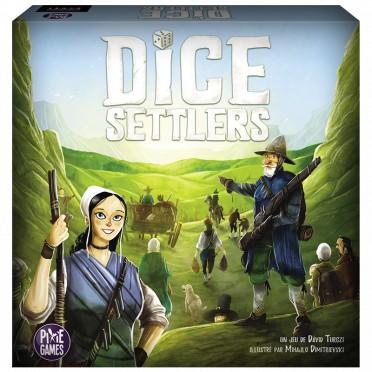 Dice settlers deluxe