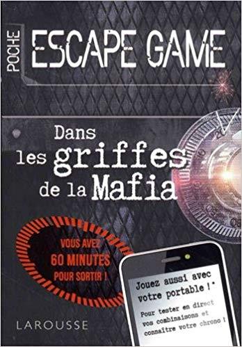 Acheter Escape Game Dans Les Griffes De La Mafia D