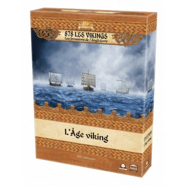 878 Les vikings - Extension L'âge viking