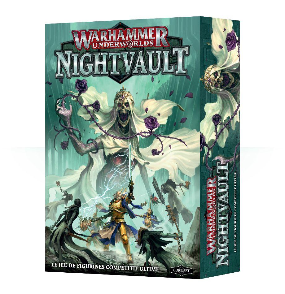 Warhammer Underworlds : Nightvault